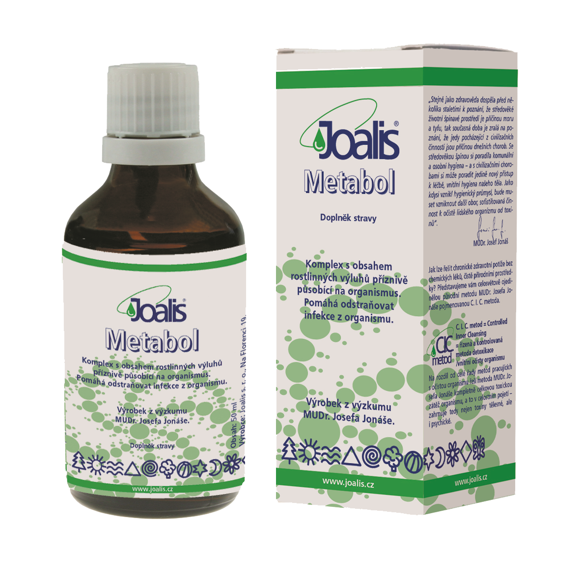 Joalis Metabol 50 ml
