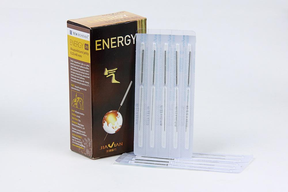 ACUPUNCTURE NEEDLE Energy 0,22x40mm